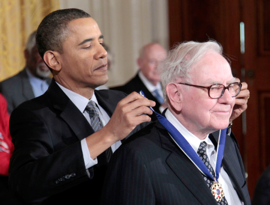 Obama-Buffett
