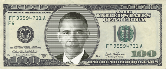 Obama$