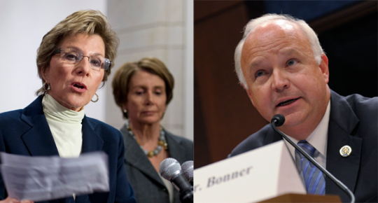Cause of Action sent letters to Sen. Barbara Boxer, Rep. Jo Bonner/AP Images