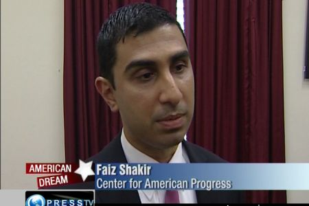 Faiz Shakir appears on Iranian state television