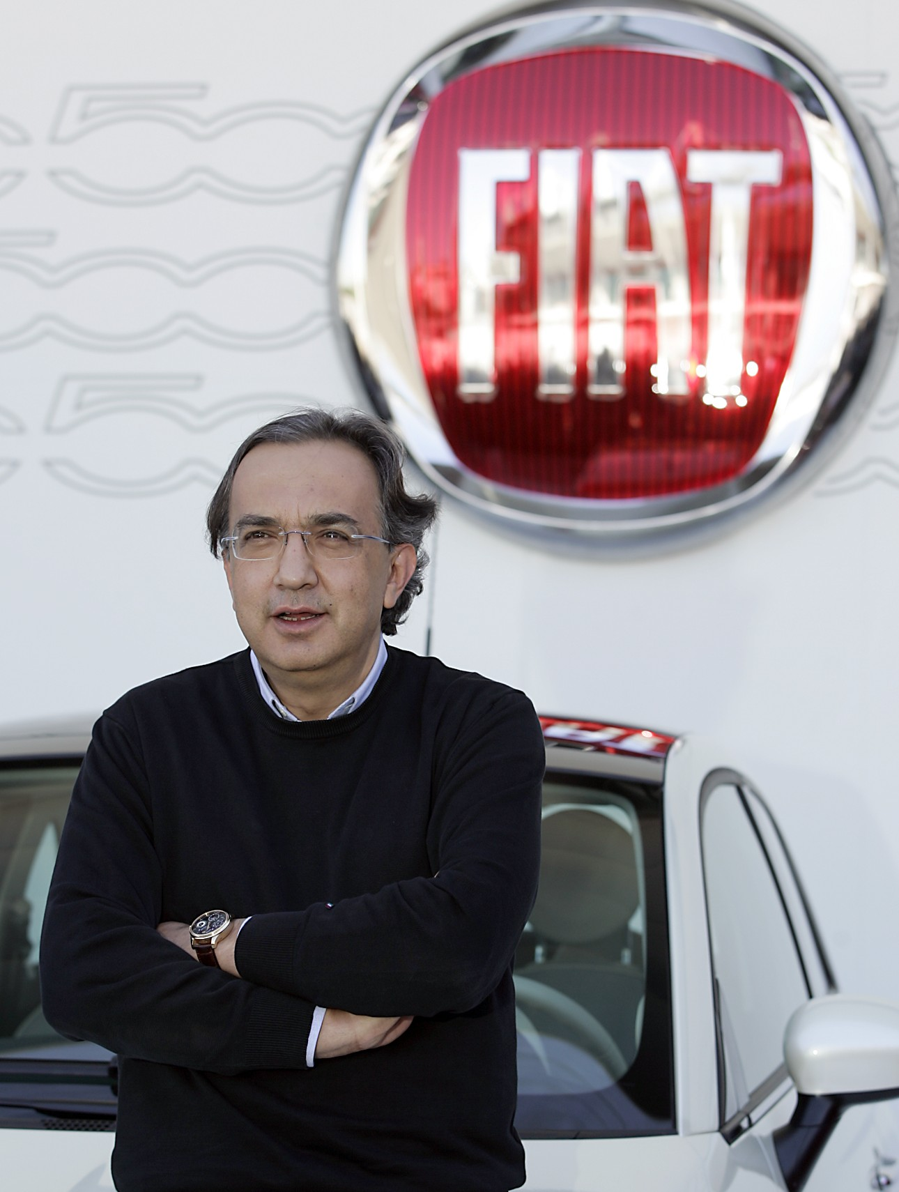 Chrysler CEO, Sergio Marchionne / Wikimedia Commons