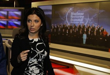 Margarita Simonyan / Wikimedia Commons