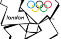 London Olympics logo