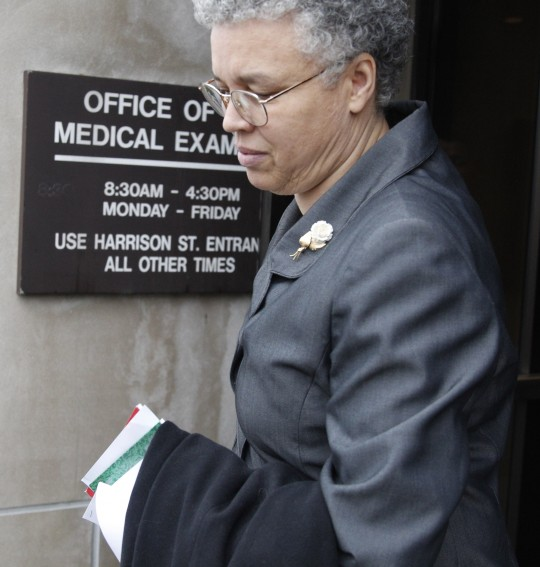 Toni Preckwinkle (AP)