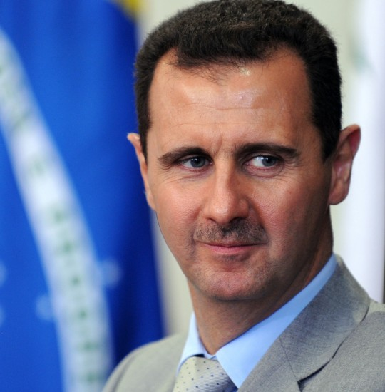 Bashar Assad / Wikimedia Commons
