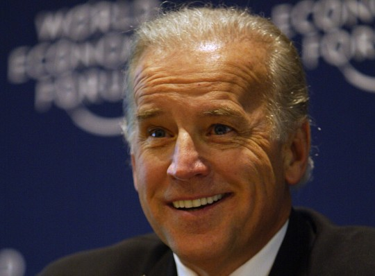 Joe Biden / Wikimedia Commons