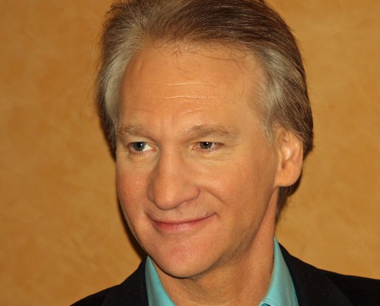 Bill Maher / Wikimedia Commons