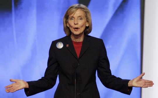 Rep. Lois Capps / AP