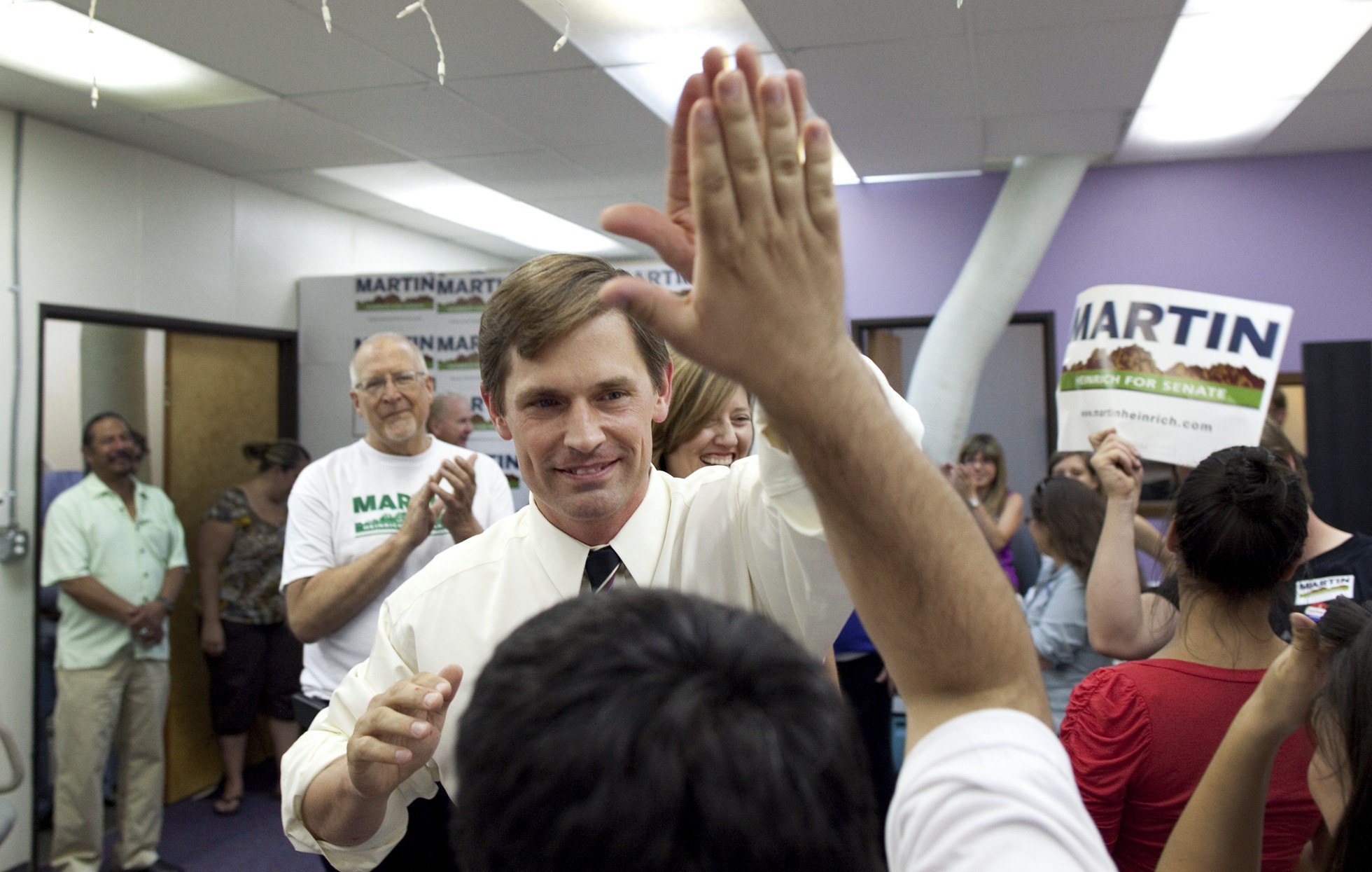 Rep. Martin Heinrich / AP