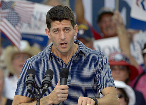Paul Ryan (AP Images)