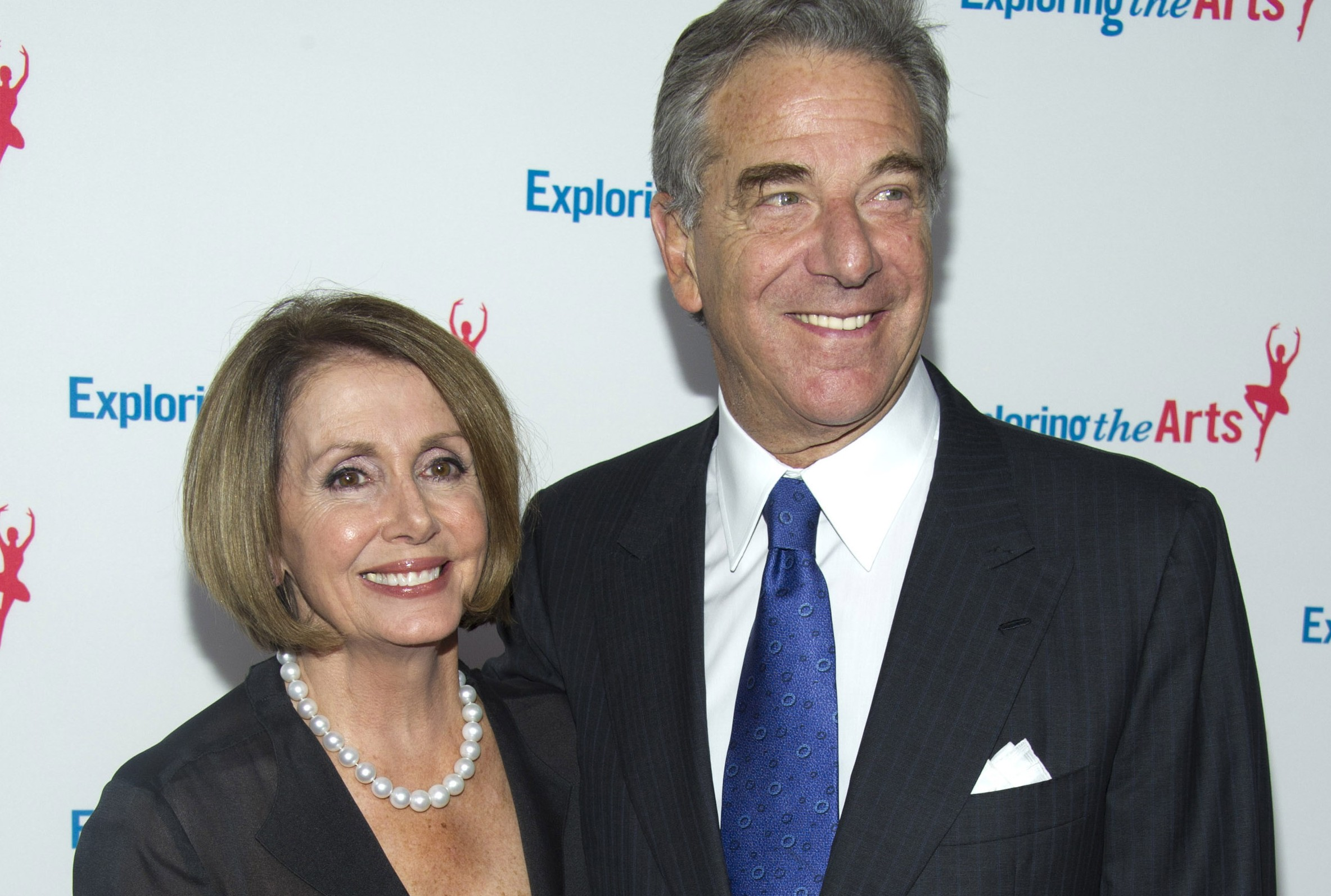 Rep. Nancy Pelosi, Paul Pelosi / AP