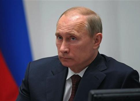 Vladimir Putin / AP
