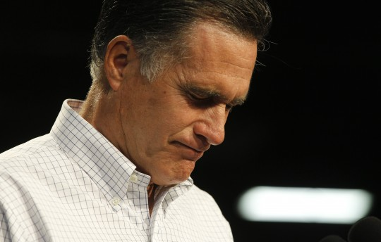 Mitt Romney / AP