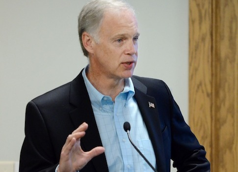Sen. Ron Johnson / AP