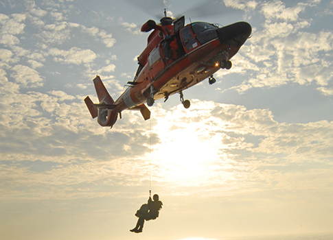 U.S. Coast Guard (AP Images)