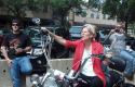 Warren Motorcycle / Emily's List Twitter