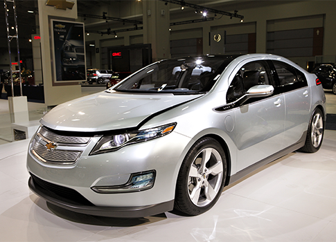Chevy Volt / AP