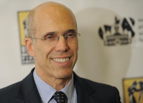 Jeffrey Katzenberg / AP