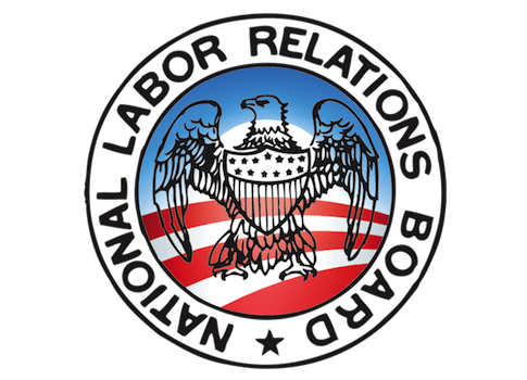 NLRB logo