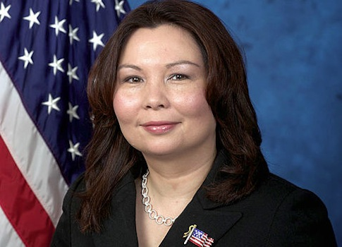 Tammy Duckworth / Wikimedia Commons