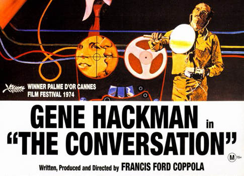 &quot;The Conversation&quot; 1974 film