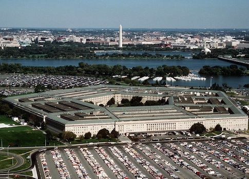 Pentagon / Wikimedia Commons