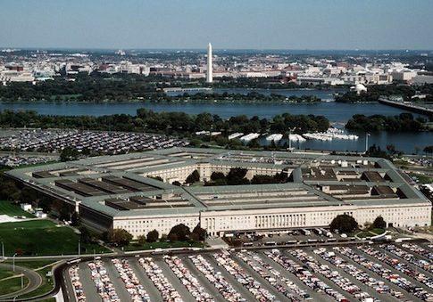 Pentagon / Wikimedia Commons