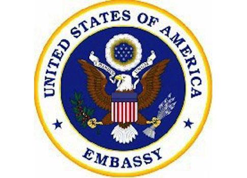 U.S. Embassy logo