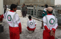 Iranian Red Crescent / AP
