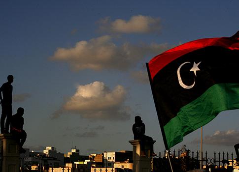 Libya / AP