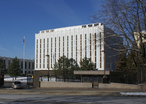 Russian Embassy / Wikimedia Commons