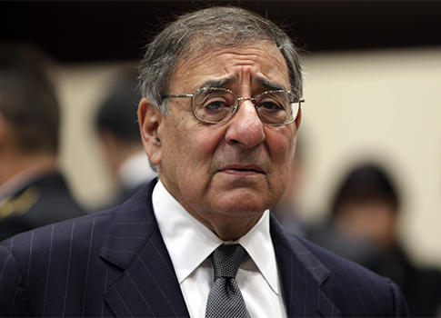 Secretary of Defense Leon Panetta / AP