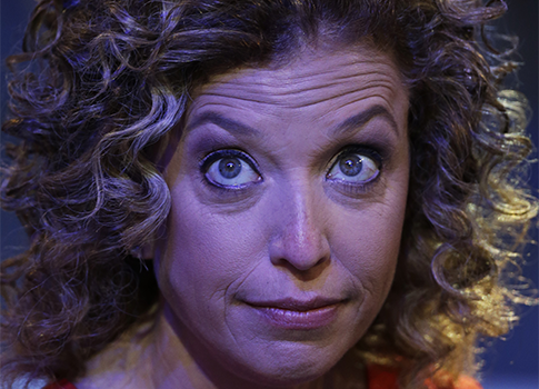 Debbie Wasserman Schultz / AP