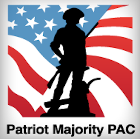 Patriot Majority PAC logo