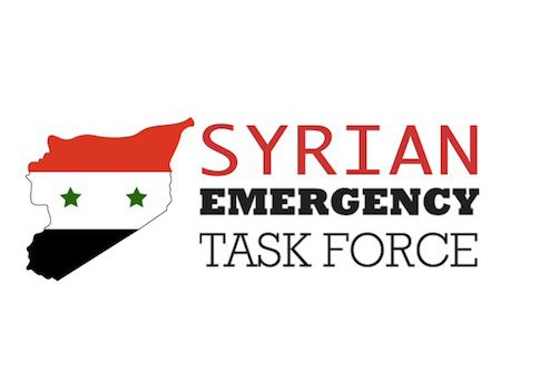 Syrian Emergency Task Force logo