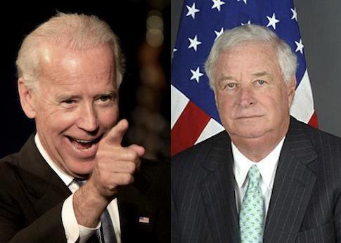 Joe Biden, Louis Susman / AP, Wikimedia Commons