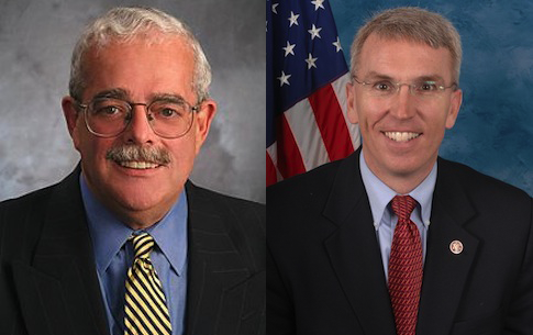 Gerry Connolly, Todd Platts / Wikimedia Commons
