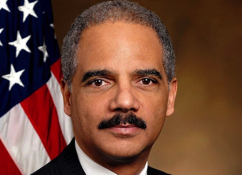 Eric Holder / Wikimedia Commons