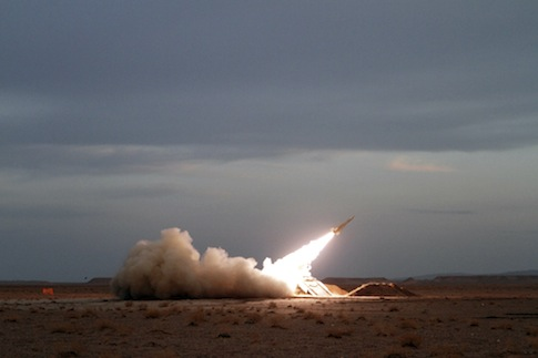 Iran Mounts Massive Drills