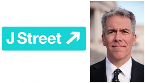 J Street, Rep. Joe Walsh