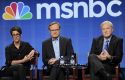 Rachel Maddow, Lawrence O&#039;Donnell, Chris Matthews / AP