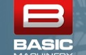 Basic Machinery logo