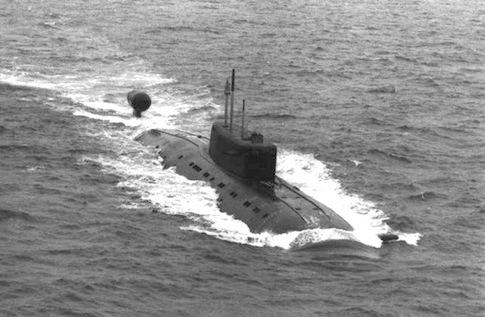 Sierra-2 submarine / fas.org