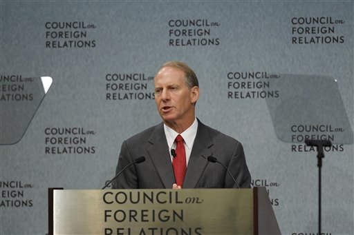 Richard Haass (AP)