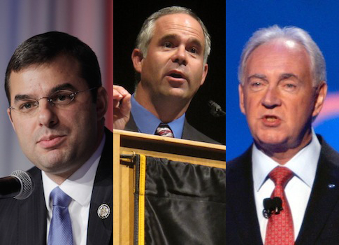 Amash, Huelskamp, Fleming / AP