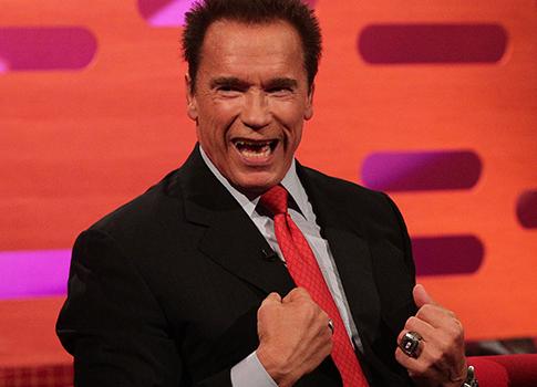 Arnold Schwarzenegger / AP