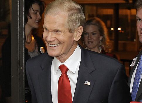 Sen. Bill Nelson / AP