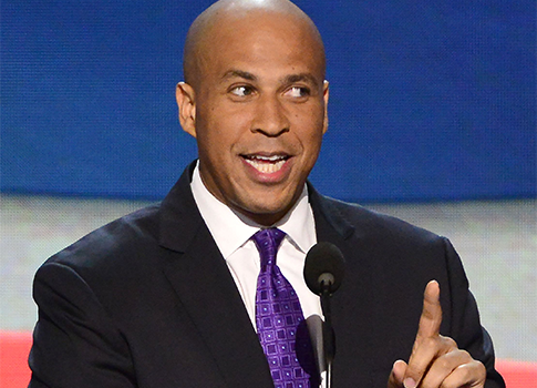 Newark Mayor Cory Booker / AP