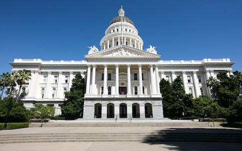 California Capitol Building / Flickr