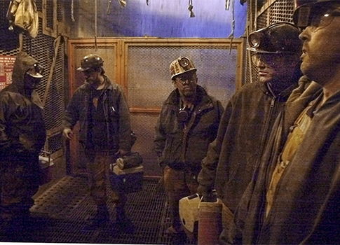 Coal Miners / AP